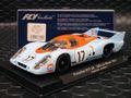 "FLY 1/32 スロットカー A1405 ◆Porsche 917-LH ""Gulf-Racing"" Le Mans 1971  #17/J.Siffert & D.Bell   ガルフレーシングの917-LH★旧FLY製の希少な逸品!"