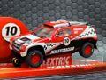 "SCX 1/32スロットカー 6443 ◆VW Touareg   ""Scalextric Club Special Edition"" 2010  ドロップガイド採用、ライトも点灯★入荷しました!! (^^) !"