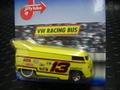 """ホットホィール 1/64 ダイキャストモデル ★ VW DRAG BUS  """"VW RACING BUS""""   超特価★絶版・レア!"""