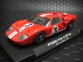 NSR 1/32スロットカー  ◇Ford GT40 MK-Ⅱ   #3/1966 LeMans.24hr     衝撃デビュー★話題のニューモデル