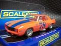 Scalextric 1/32 スロットカー  c3108◆Chevrolet Camaro  Z28   鮮やかなオレンジが映える!★人気のベビーカマロ!