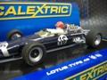 Scalextric 1/32 スロットカー  ◆Lotus Type 49  Jo Siffert /Spain GP  クラシックフォーミュラー☆F1 新製品!