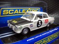 Scalextric 1/32 スロットカー 3096◆Ford Lotus Cortina  #3/ Hughes -Young    1964/ East African Safari Rally Winner!!
