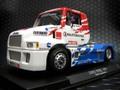 FLY/GB truck 1/32 スロットカー    08501◆SISU  #10/Harri.Laustarinch  ERTC/1995  FIA/ ETRCシリーズRacing Truck★希少・ヘッドライト点灯モデル!