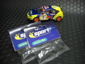 Scalextric sports 1/32 純正スペアパーツ  W9285◇SEAT REON 用    純正ラバー・タイヤ4本set       ★入荷しました!