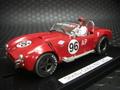 """MRRC 1/32 スロットカー  0002◆SHELBY COBRA  427SC   #96 """"Red Racing""""    真っ赤なコブラ入荷★お勧めアイテム"""