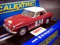 Scalextric 1/32 スロットカー  C3143◆MGB GT MK2 ROADSTER MONTE CARLO RALLY 1964  ライト点灯・直輸入品 ★海外より再入荷!