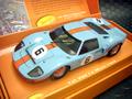 "Slot It 1/32 スロットカー  CW09◆FORD GT MK-1 #6 ""GULF"" 1st 24h Le Mans 1969 --Limited-Box-- 絶版モデルのフォードGTガルフ!★限定BOX・奇跡の再入荷!"