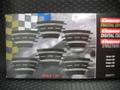 Carrera コース拡張パーツ    20572◆2/30カーブ  6枚入り    ★2番目に小さいカーブです。 180°を6分割で構成します。