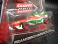 CarreraGo スロットカー 1/43  91194◆FRANCESCO BERNOULLI  ディズニーピクサー/CARS2   カレラGoは1/32のコースでそのまま走れます☆最新・カーズ2! 再入荷したよ~!