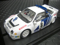MSC 1/32 スロットカ- 6007◆FORD RS200  SWEDISH RALLY 1986 ワークスカラー★再入荷