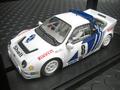 MSC 1/32 スロットカ- 6007◆FORD RS200   SWEDISH RALLY 1986        ワークスカラー登場★新製品