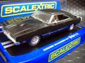 scalextric1/32 スロットカー   c3218★Dodge Charger R/T  Black/Street-version  チャージャーR/T  絶版・希少★海外より再入荷!