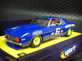 "Scalextric 1/32 SlotCar  ◆Chevrolet Camaro  #6 ""SUNOCO CAMARO"" #6/MarkDonafue  限定LIMITED/BOX    絶版レア!★現品限り!"