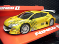 "NINCO 1/32 スロットカー  55039◆Renault Megane Trophy 2009 ""V6""        NINCO1★お手軽価格でスタイリッシュな人気商品。"