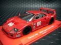 FLY 1/32スロットカー  ◆#60/Jean Alesi  FERRARI F40   IMSA/Lgna-Seca 1989                    FLY-RACING★走り自慢の真っ赤なフェラーリ