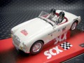 1/32 SCX スロットカー  A10032◆ MG-A  Montecarlo Rally  #187   新商品!★円高還元・お手ごろ価格!