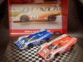 "NSR 1/32スロットカー  set02◆ PORSCHE 917K  ""LeMans1970""  2cars /Limited-Set #23・#24/ LeMans 24     限定LIMITED-BOX★SALEにて20%引きで買い得!"