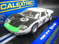 scalextric1/32 スロットカー  C3231◆Ford GT40 MkII,  1966 Daytona,   #95/Donohue ・Hansgen,  U.S.A.限定・LIMITED  国内販売無し! ライト&テール点灯★アメリカのみで販売される限定モデル。