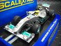 Scalextric 1/32 スロットカー  C3168◆Mercedes GP Petronas F1  #8/ROSBERG    NEW 2011モデル ★ペトロナス