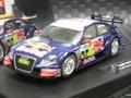 """Carrera 1/32 スロットカー  27237◆AUDI A4 DTM/2008  Audi Sports Team/ABT SportsLine   """"#1/M.Ekstrom""""のレッドブルはカッコいい★アナログ専用。"""