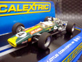 scalextric1/32 スロットカー  C3206◆LOTUS TYPE 49 F1 COSWORTH V8  #4/JIM CLARK  KYALAMI IN 1968.   ジムクラーク★輸入品・入手困難!