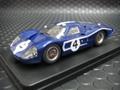 MRRC 1/32 スロットカー  MC11032◆Ford GT40 MKIV  Le Mans 1967  #4 D.Blue  スリム缶インライン★セブリングシャシー!