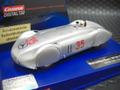 "Carrera 1/32 スロットカー  30558◆MERCEDES W125  ""STROMLINE"" AVUS  1937    このカッコよさったら!★アナログでもこのまま走ります。"