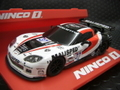 "Ninco 1/32 スロットカー   55046◆Chevrolet Corvette GT3   #37 ""Malisped""  NINCO1★NC11搭載"