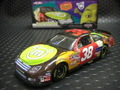 "Action 1/24 ダイキャストモデル     ◆#38 David Gliland   ""M&M's/SHREK 3″ '07 FordFusion  ◇LIMITED 1of2424       人気シュレック!★SALE!"