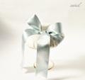リングピロー ribbon ribbon 水色