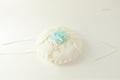 リングピロー petite rose blue 2