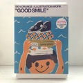 "100%ORANGE:ILLUSTRATION WORK ""GOOD SMILE"""