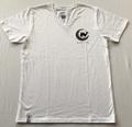 カーターTシャツ  白  0006