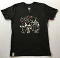 カーターTシャツ  黒  0001