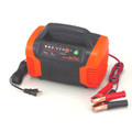 【停電対策/アウトドア】12Vバッテリー自動充電器(8A)