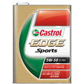カストロール EDGE Sprorts(5W-50)全合成油【4L】
