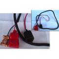【停電対策/アウトドア】12V用電源ソケット(メス)&バッテリー(D端子)接続用配線セット
