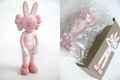 【箱有】KAWS ACCOMPLICE 24cm PINK ピンク 2002 Medicom Toy