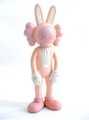 【箱無】KAWS ACCOMPLICE 24cm PINK ピンク 2002 Medicom Toy