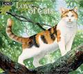 ラブ オブ キャッツカレンダー THE 2018 LOVE OF CATS CALENDAR