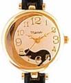 腕時計ガット(ブラック)