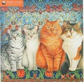 アイボリーキャッツカレンダー(大)IVORY CATS CALENDAR 2019