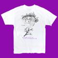 "Heather Benjamin × commune,Tokyo ""DON'T KISS ME"" Tshirt"