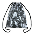 "Vinnie Smith × Jen Shear ""1-800 WHO OOPS"" Gym bag"
