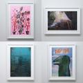 RISO print series「Sam Ryser/Sannah Kvist/池野詩織/竹内俊太郎」