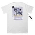 ARRANGEMENT TENSION® TEE – WHITE