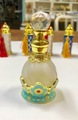香油ボトル12(水色)