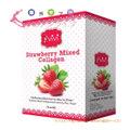 ストロベリーミックスコラーゲン 10袋(1袋150g)x1箱 Vivi Plus Strawberry Mixed Collagen