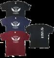 HALFWAY Boys 、KADOYA、GrandprixRoad R123のコラボレーションTシャツ